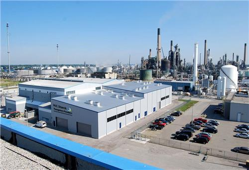 H.C. Starck Tungsten Powders achieves 150,000 hours with zero lost-time injuries at the Sarnia site in Canada