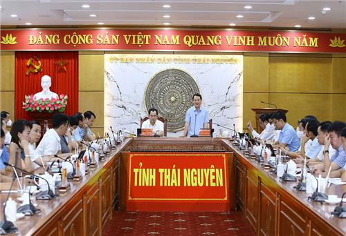 Minister, Chairman of Committee on Ethnic Minority Affairs works at Thai Nguyen province